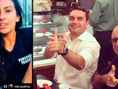 """Queiroz teve que devolver """"bolsa-educação"""" que recebeu de forma irregular para a filha Nathália"""