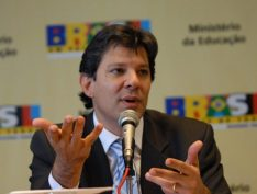 Via Twitter, Haddad questiona patrimônio milionário da família Bolsonaro