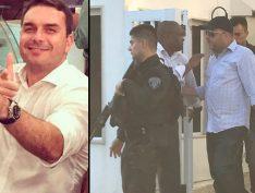 Miliciano homenageado por Flávio Bolsonaro teria tramado assassinato de Marielle, diz Curicica
