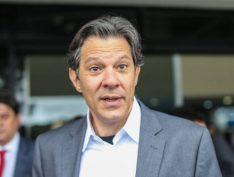 """Haddad ironiza pedido de Flávio Bolsonaro a Fux: """"O Jr. deu uma fraquejada"""""""