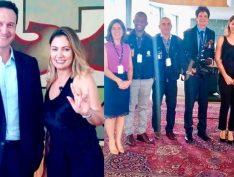 Em reportagem de 16 minutos, Michelle Bolsonaro dá entrevista à Record, mas não fala de caso Coaf
