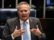 """STF alega """"equívoco"""" e cancela decisão de Fux sobre ação contra candidatura de Renan Calheiros"""