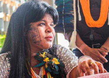 Sonia Guajajara fará discurso na ONU e será homenageada em Nova Iorque