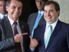Rodrigo Maia abre guerra contra Bolsonaro e diz que Câmara deve derrubar decreto das armas