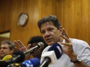 """Haddad sobre a crise no MEC: """"O presidente não tem pulso para demitir e o ministro não tem vergonha na cara"""""""