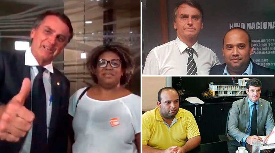 Armado, assessor do ministro do Turismo obrigou candidata laranja do PSL a devolver verba