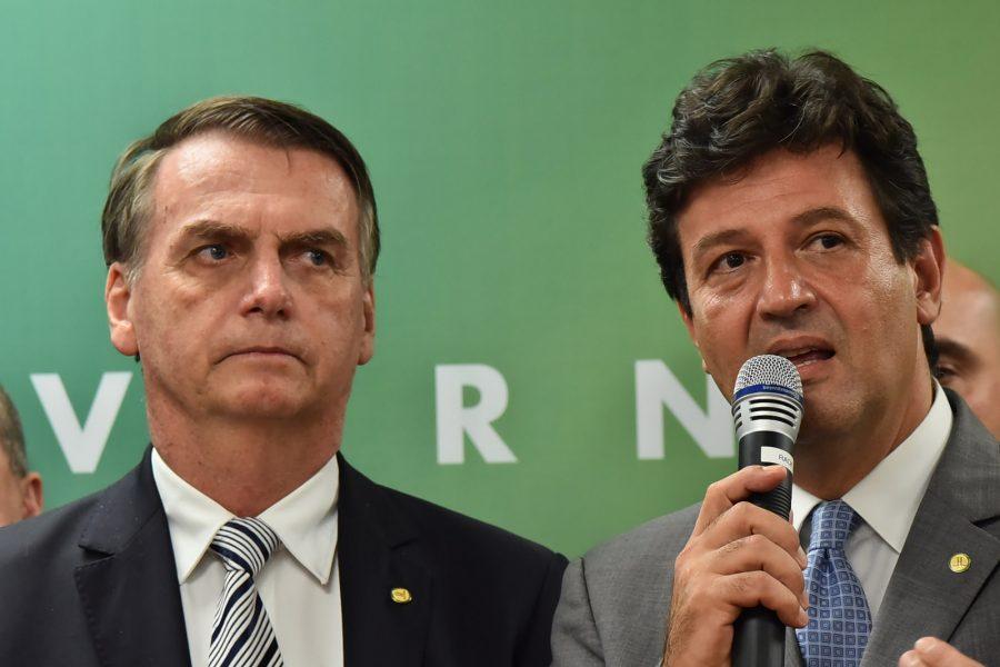 Vídeo: Aliados de Bolsonaro fabricam denúncia contra Mandetta, diz ...