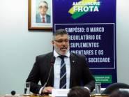 """Frota diz que """"nojo, desprezo e ódio"""" por Bolsonaro são grandes"""