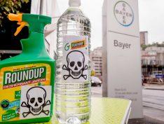 Ações da Bayer despencam após júri nos EUA ligar Roundup ao câncer