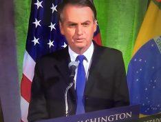Bolsonaro assina acordo para liberar Base de Alcântara aos EUA
