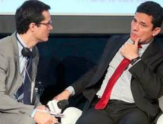 Leia íntegra da troca de mensagens entre Moro e Deltan publicadas pela Folha e o The Intercept