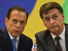 "Doria considera ""inoportunos"" atos de apoio a Bolsonaro"