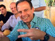 Doria a Bolsonaro: Trabalhe mais e tuíte menos