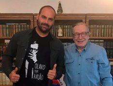 Em novo chilique, Olavo de Carvalho ataca universidades e diz que 'currículos lattes' não vale nada