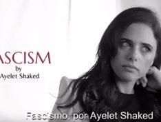 """Em vídeo, ministra da Justiça de Israel diz que, para ela, """"fascismo cheira à democracia"""""""