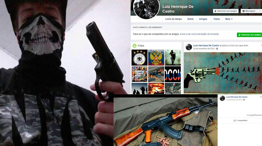 Atiradores De Ataque Em Escola De Suzano Mostravam Ser