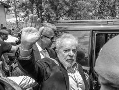 """Lula: """"Resisto porque sei que ainda tenho uma missão importante a cumprir"""""""