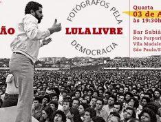 Começa a etapa virtual do leilão Lula Livre de fotografias