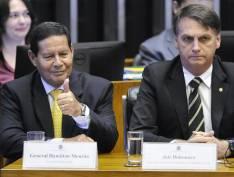 """Com """"torcida"""" de Bolsonaro por Macri, Mourão diz que relação com a Argentina independe de eleições"""