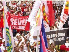 Balanço das manifestações: milhares de pessoas protestam contra desmonte da Previdência