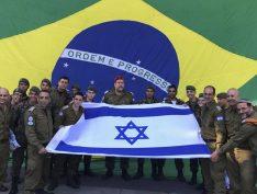Eduardo Bolsonaro apresenta moção de louvor à ajuda de Israel que veio incompleta