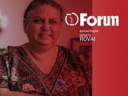 Fórum Onze e Meia | entrevista Lola Aronovich