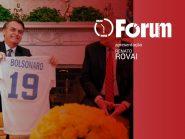 Fórum Onze e Meia | Bolsonaro se tornou sinônimo de vergonha
