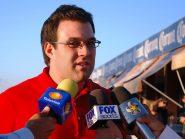 Político de Santos flagrado em áudio racista pede exoneração do cargo
