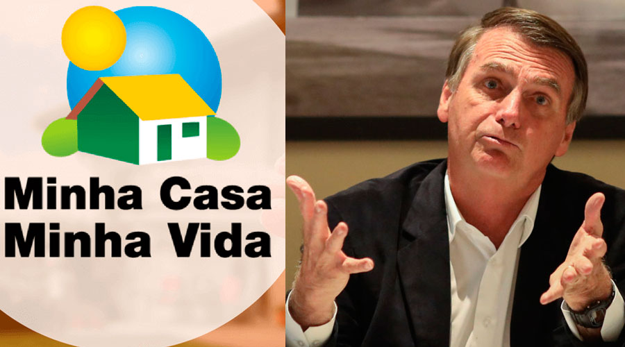 Bolsonaro Está Acabando Com O Minha Casa Minha Vida E Mais