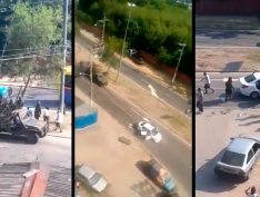 Justiça liberta militares que fuzilaram carro e mataram músico e catador de recicláveis