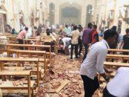 Atentado em hotéis de luxo e igrejas do Sri Lanka provoca mais de 200 mortes