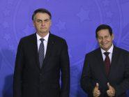 Rodrigo Maia nega seguir com pedido de impeachment contra Mourão