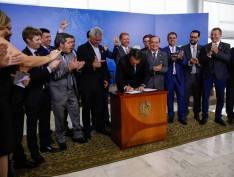 Em nova derrota do governo, Senado derruba promessa de campanha de Bolsonaro sobre decreto das armas