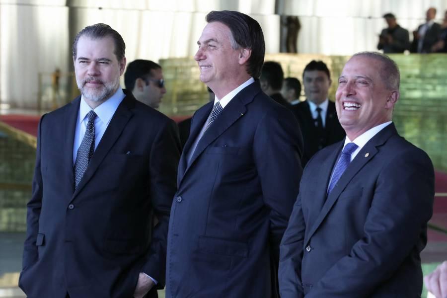 """Juízes mostram preocupação com """"pacto"""" entre Dias Toffoli e Bolsonaro sobre reforma da Previdência"""