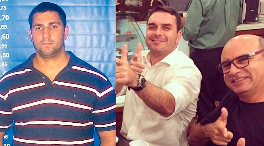 Jornalista monta ligação de Queiroz com Capitão Adriano, ex-Bope, chefe de  Ronnie Lessa no Escritório do Crime | Revista Fórum