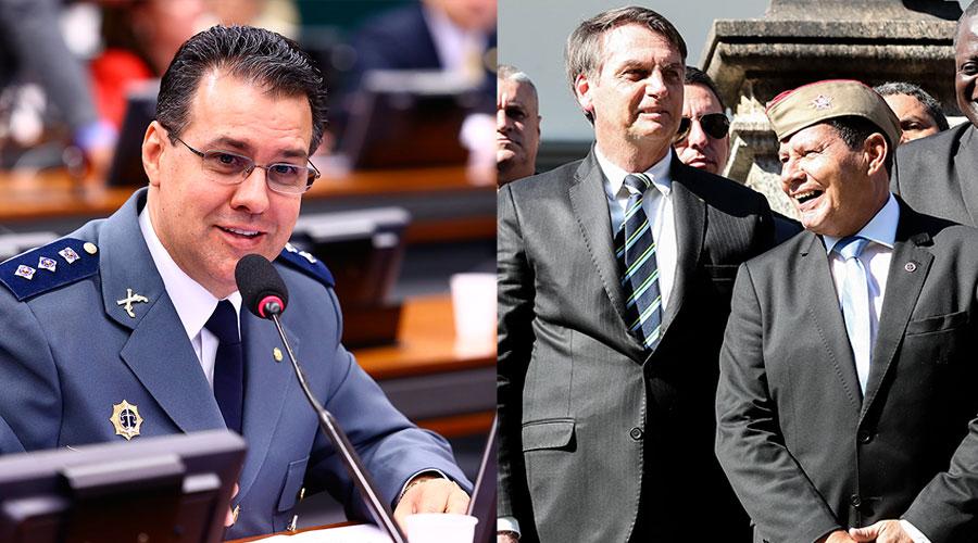"""Líder da bancada da bala fala em impeachment de Bolsonaro: """"Luta grande para a direita assumir o poder e ver esfacelando nossa imagem"""""""