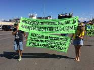 Manifestações pró-Bolsonaro programadas para período da manhã são um fracasso