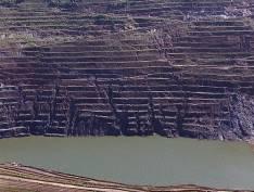 Deslocamento do paredão de barragem da Vale chega a 18 cm e pode romper a qualquer momento