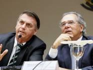 """Bolsonaro diz que Guedes tem o direito de deixar o cargo: """"Ninguém é obrigado a continuar como ministro meu"""""""