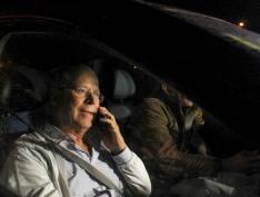 Após viagem de carro de Brasília a Curitiba, José Dirceu se entrega à Polícia Federal