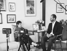 Eduardo Bolsonaro entrevista viúva de Ustra, o maior torturador da ditadura militar