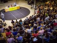 Em São Paulo, Salão do Livro Político homenageia Paulo Freire e traz nomes como Haddad e Flávio Dino