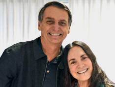 Regina Duarte, líder da direita entre os artistas, se diz 'muito triste' com a polarização na cultura