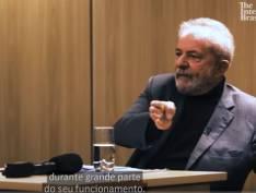 """""""Agora a tortura é mais sofisticada. Ela é com base na delação premiada"""", diz Lula ao The Intercept Brasil"""