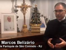 Padre dedica missa de Nossa Senhora Auxiliadora, lembrada em situações desastrosas, a Bolsonaro