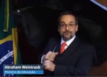 "Weintraub resume proposta para bancar universidades: ""Patrocínio, patrocinador, aluguel e parceria"""