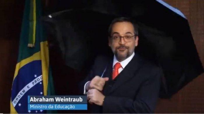 Resultado de imagem para criticas do ministro da educação contra lula e dilma