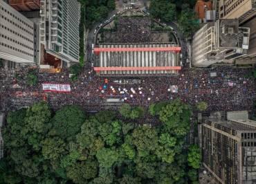 As manifestações não foram por Lula Livre, mas também podem ter sido