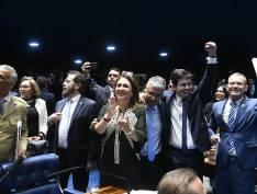 PSL e PSC foram os únicos partidos fiéis a Bolsonaro no decreto de armas