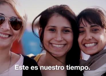 Chapa de Cristina Kirchner abre campanha com destaque para mulheres e inclusão